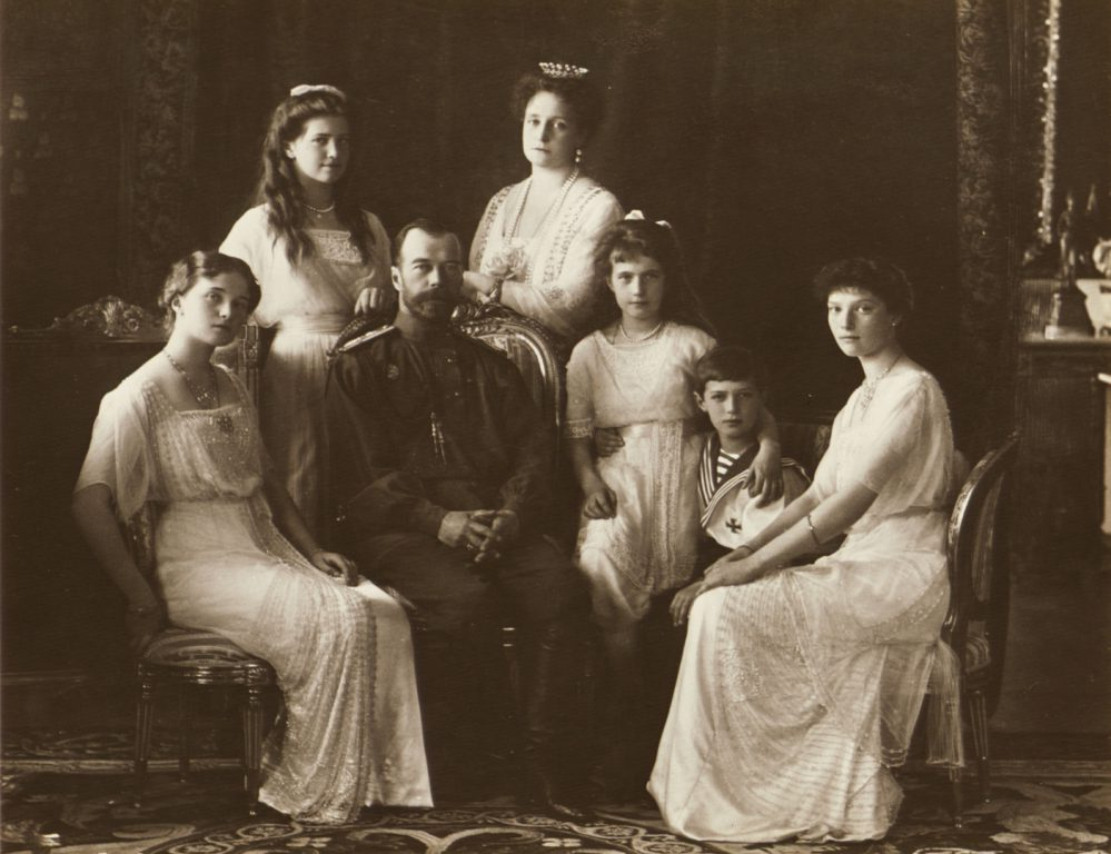 an analysis of the fall of the russian monarchy in 1917 The russian revolution of 1917 was perhaps the most important event in the twentieth century the russian empire was an autocracy.
