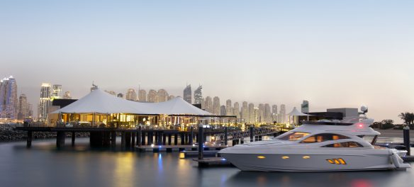 101 Dining Lounge and Marina