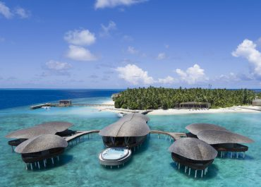 The St.Regis Maldives Vommuli Resort