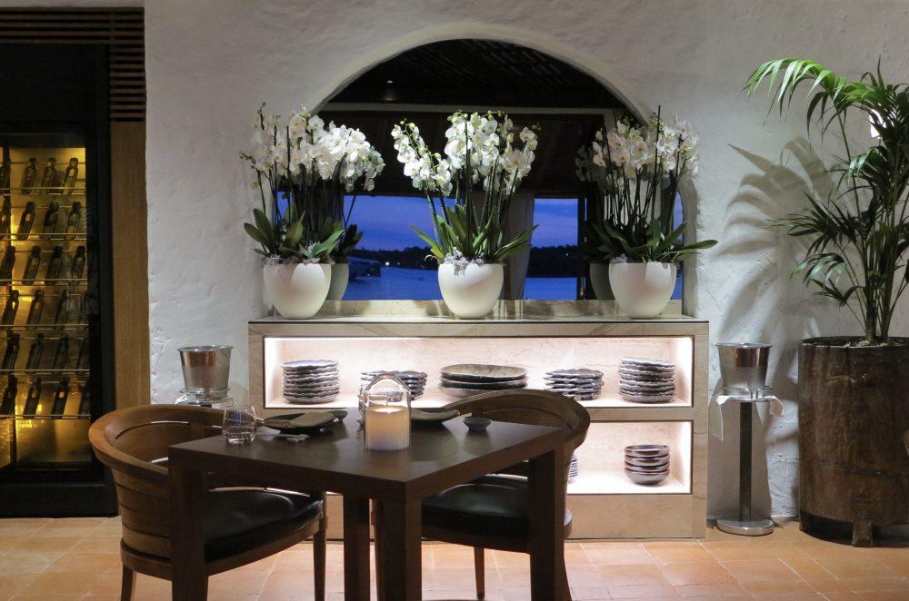 Novikov Restaurant & Bar in Porto Cervo