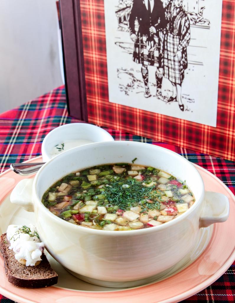 Ресторан «Шотландская клетка»