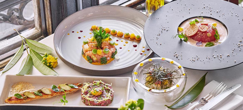 Moscow Restaurant Week 2019