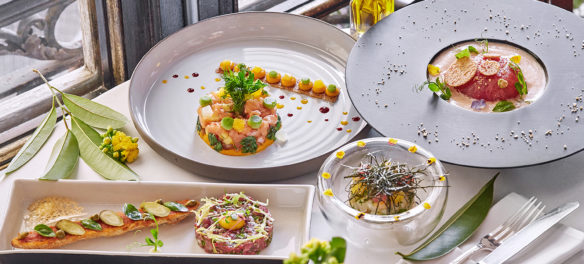 Moscow Restaurant Week 2019
