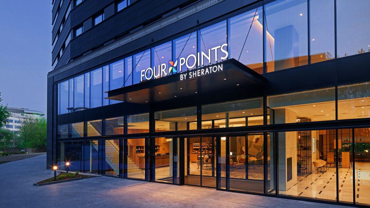 Four Points By Sheraton Warsaw Mokotow